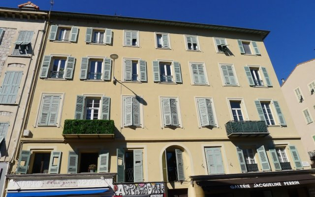 Отель Mamac View AP4143 вид на фасад