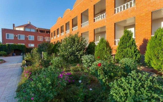 Гостиница Рахат Отель Казахстан, Актау - отзывы, цены и фото номеров - забронировать гостиницу Рахат Отель онлайн вид на фасад