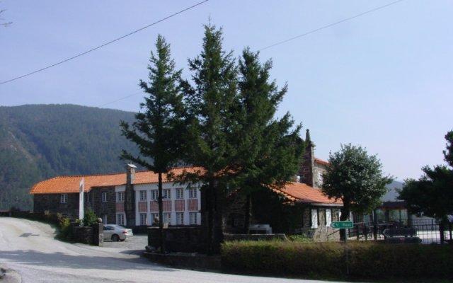 Отель Pousada do Marao - S. Goncalo вид на фасад