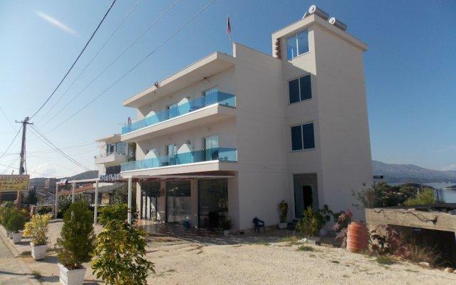 Отель Afa Албания, Ксамил - отзывы, цены и фото номеров - забронировать отель Afa онлайн вид на фасад