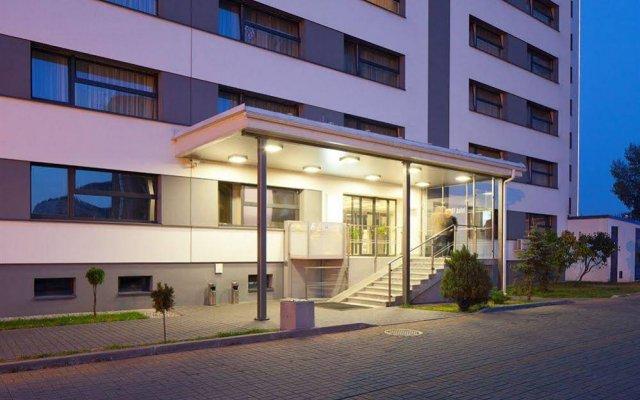Start Hotel Atos вид на фасад