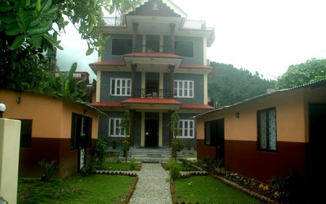 Отель Double Tree Непал, Покхара - отзывы, цены и фото номеров - забронировать отель Double Tree онлайн вид на фасад