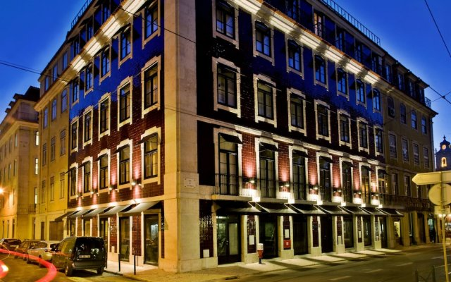 Апартаменты Lisbon Five Stars Apartments São Paulo 55 вид на фасад