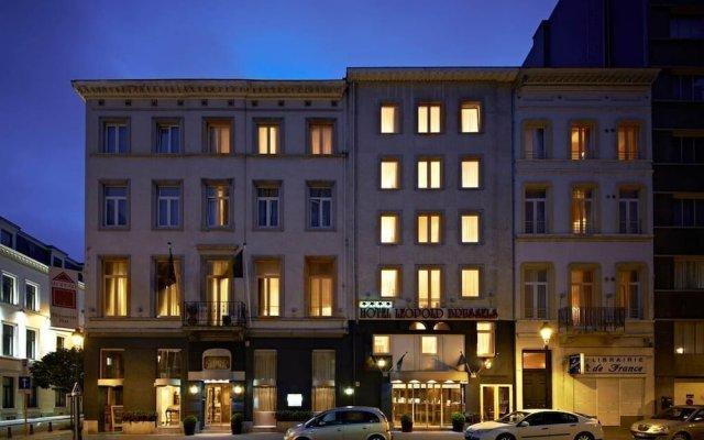 Leopold Hotel Brussels EU вид на фасад