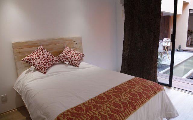 Отель Coyoacan-inn Guesthouse Мексика, Мехико - отзывы, цены и фото номеров - забронировать отель Coyoacan-inn Guesthouse онлайн
