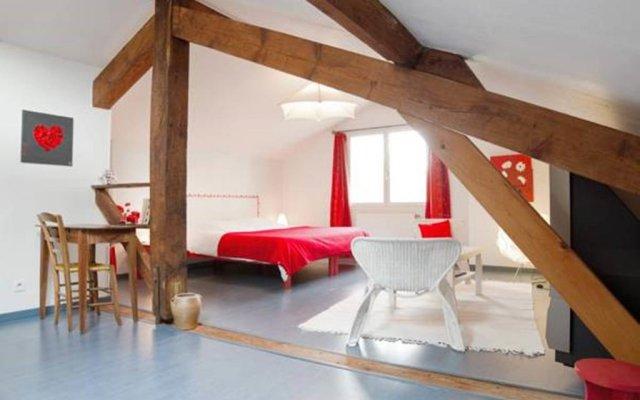 Отель Le Mûrier Франция, Тулуза - отзывы, цены и фото номеров - забронировать отель Le Mûrier онлайн комната для гостей
