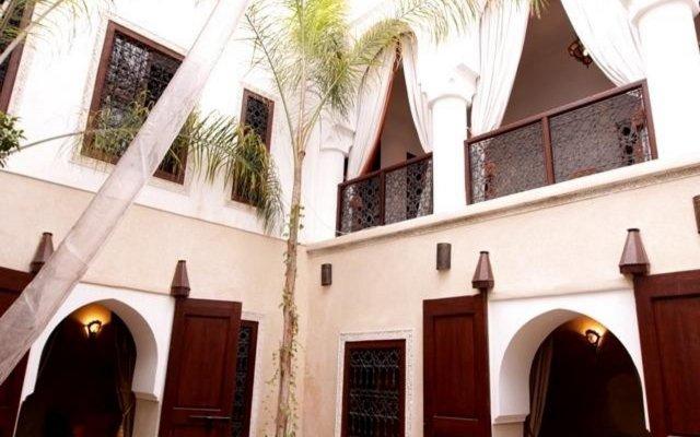 Отель Dar Rania Марокко, Марракеш - отзывы, цены и фото номеров - забронировать отель Dar Rania онлайн вид на фасад