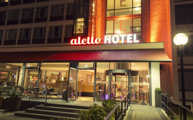 Отель aletto Hotel Kudamm Германия, Берлин - - забронировать отель aletto Hotel Kudamm, цены и фото номеров вид на фасад