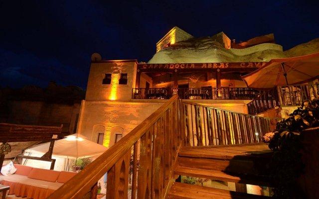 Cappadocia Abras Cave Hotel Турция, Ургуп - 1 отзыв об отеле, цены и фото номеров - забронировать отель Cappadocia Abras Cave Hotel онлайн вид на фасад