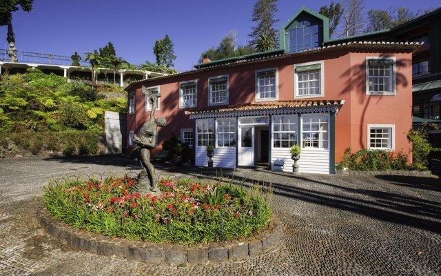 Отель Quinta do Monte Panoramic Gardens Португалия, Фуншал - отзывы, цены и фото номеров - забронировать отель Quinta do Monte Panoramic Gardens онлайн вид на фасад