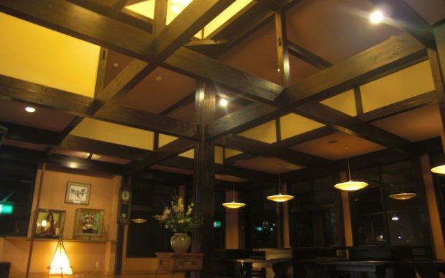 Отель Senomotokan Yumerindo Минамиогуни вид на фасад