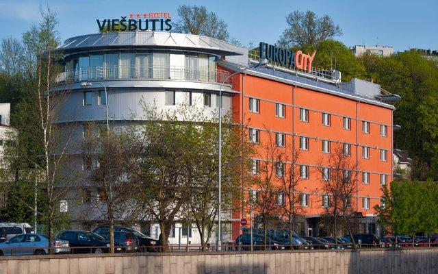 Отель Art City Inn Литва, Вильнюс - - забронировать отель Art City Inn, цены и фото номеров вид на фасад