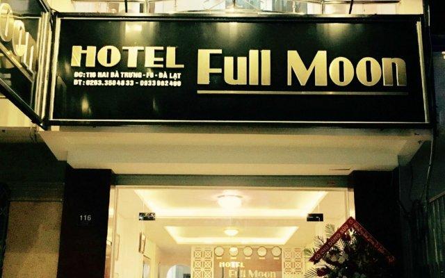 Full Moon Dalat Hotel Далат вид на фасад