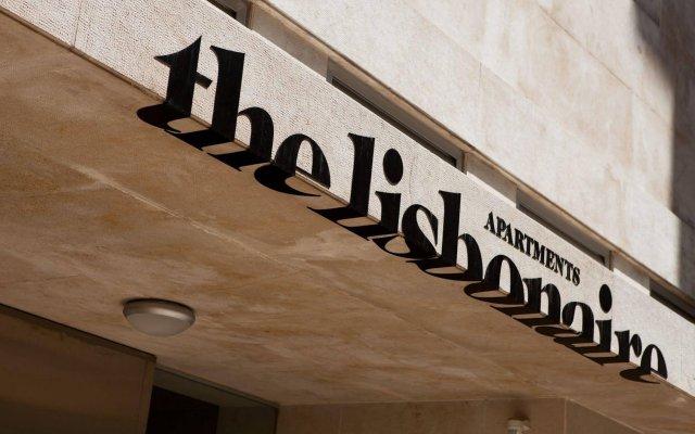 Отель The Lisbonaire Apartments Португалия, Лиссабон - отзывы, цены и фото номеров - забронировать отель The Lisbonaire Apartments онлайн вид на фасад