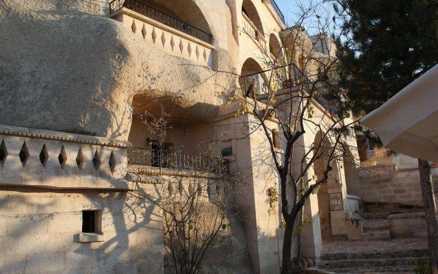Elif Star Cave Hotel вид на фасад