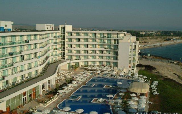 Феста Панорама Отель вид на фасад