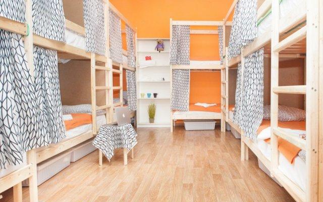 Отель Hostels Origami Москва комната для гостей