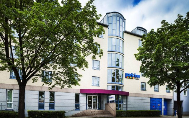 Отель Park Inn by Radisson Munich Frankfurter Ring вид на фасад