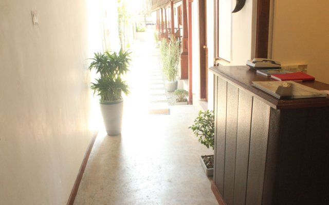 Отель Samaya Fort Шри-Ланка, Галле - отзывы, цены и фото номеров - забронировать отель Samaya Fort онлайн вид на фасад