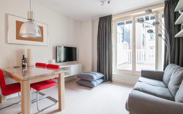 Отель Dapper Market Apartments Нидерланды, Амстердам - отзывы, цены и фото номеров - забронировать отель Dapper Market Apartments онлайн комната для гостей
