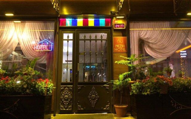 Hotel Nezih Istanbul вид на фасад