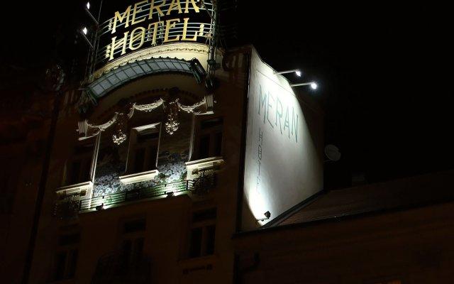 Отель Meran Чехия, Прага - 7 отзывов об отеле, цены и фото номеров - забронировать отель Meran онлайн вид на фасад