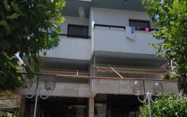 Отель Sevi Sun Apartments I Греция, Кос - отзывы, цены и фото номеров - забронировать отель Sevi Sun Apartments I онлайн вид на фасад