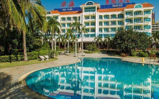 Sanya Huayuan Hot Spring Sea View Resort