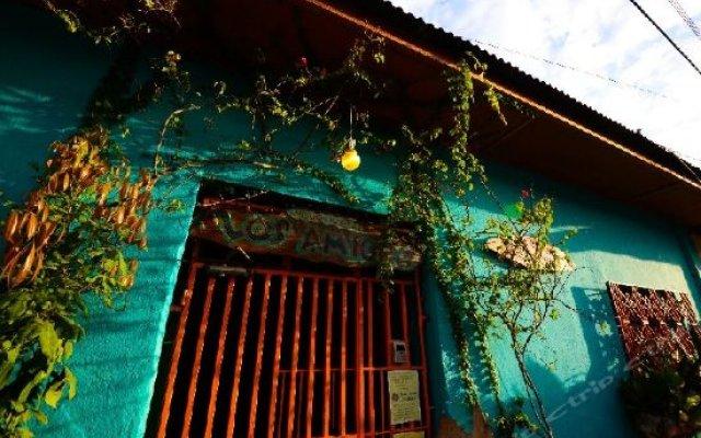 Los Amigos Hostel вид на фасад