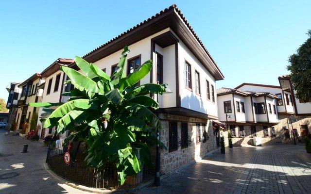 The Suite Apart Hotel Kaleiçi Турция, Анталья - отзывы, цены и фото номеров - забронировать отель The Suite Apart Hotel Kaleiçi онлайн вид на фасад