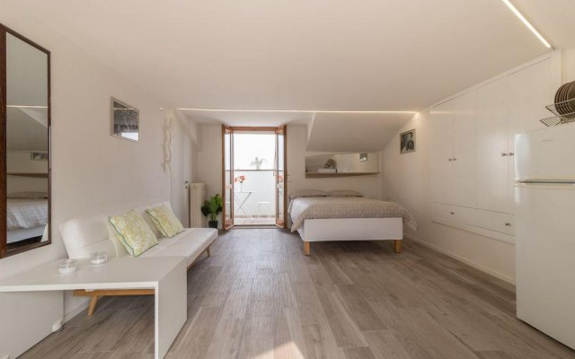 Отель Mini Attico Sant'Antonio Италия, Падуя - отзывы, цены и фото номеров - забронировать отель Mini Attico Sant'Antonio онлайн комната для гостей