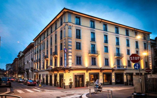 Отель Best Western Plus Hotel Felice Casati Италия, Милан - - забронировать отель Best Western Plus Hotel Felice Casati, цены и фото номеров вид на фасад