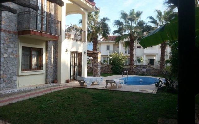 Villa Phoenix Турция, Олудениз - отзывы, цены и фото номеров - забронировать отель Villa Phoenix онлайн вид на фасад
