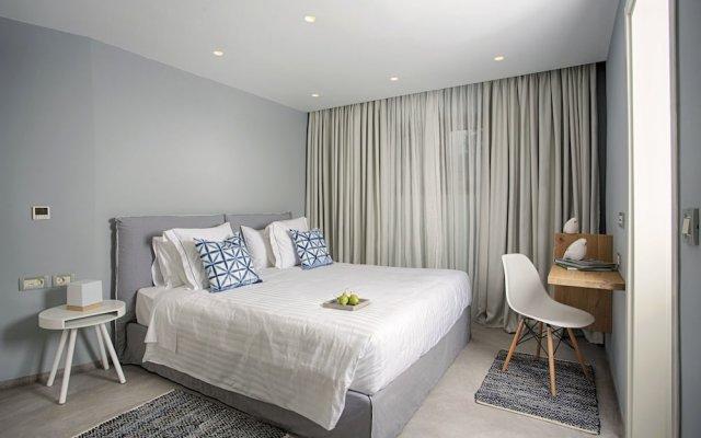 Отель Porto Carras Villa Kalyva Mare комната для гостей