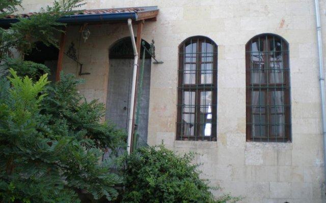 Отель Antique Belkishan Газиантеп вид на фасад