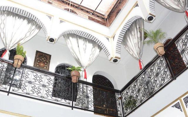 Отель Riad Assalam Марокко, Марракеш - отзывы, цены и фото номеров - забронировать отель Riad Assalam онлайн вид на фасад