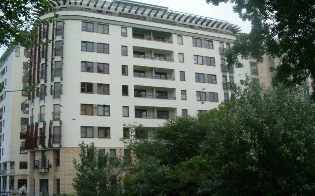 Отель Apartamenty Tww Mokotów Польша, Варшава - 1 отзыв об отеле, цены и фото номеров - забронировать отель Apartamenty Tww Mokotów онлайн вид на фасад