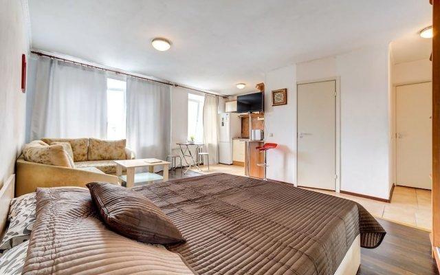 Апартаменты AG Apartment Lomanaya 6 комната для гостей