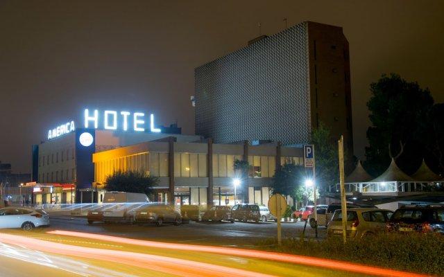 Отель America Испания, Игуалада - отзывы, цены и фото номеров - забронировать отель America онлайн вид на фасад