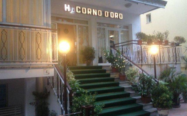 Corno dÓro to Luna Hotel (Luna Hotel) Римини вид на фасад