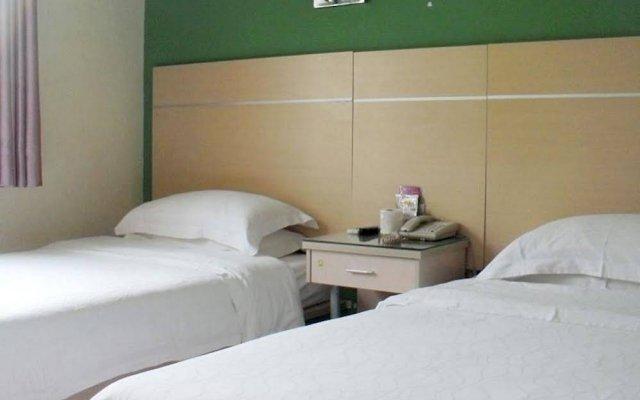 Отель No. 8 Hotel Shenzhen Huaqiang Store Китай, Шэньчжэнь - отзывы, цены и фото номеров - забронировать отель No. 8 Hotel Shenzhen Huaqiang Store онлайн комната для гостей