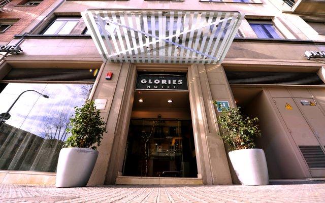 Отель Glories Испания, Барселона - - забронировать отель Glories, цены и фото номеров вид на фасад