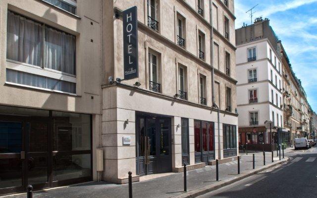 Hotel des Métallos вид на фасад