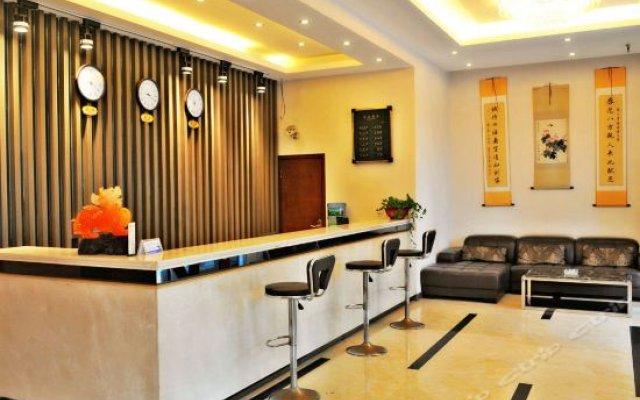 Daile Business Hostel интерьер отеля