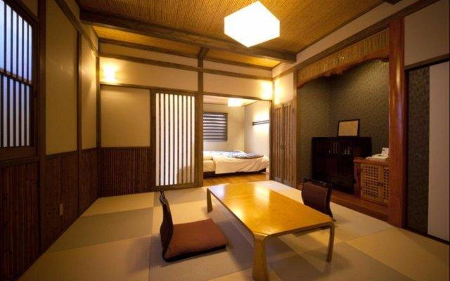 Отель Yufuin Nobiru Sansou Хидзи комната для гостей