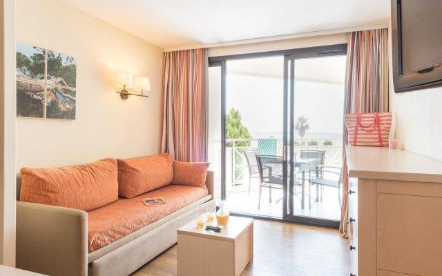 Отель Pierre & Vacances Residence Cannes Villa Francia Франция, Канны - отзывы, цены и фото номеров - забронировать отель Pierre & Vacances Residence Cannes Villa Francia онлайн комната для гостей