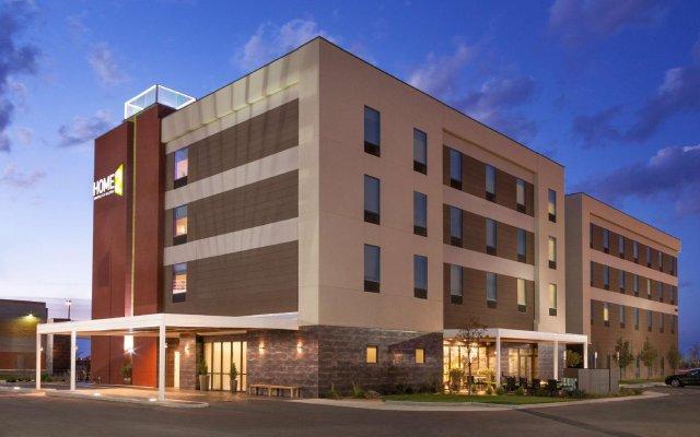 Отель Home2 Suites by Hilton Amarillo США, Амарилло - отзывы, цены и фото номеров - забронировать отель Home2 Suites by Hilton Amarillo онлайн вид на фасад