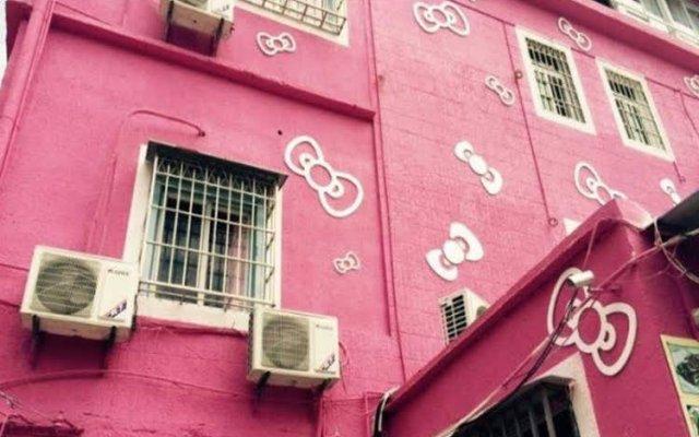 Отель Xiamen Mini Wine House вид на фасад