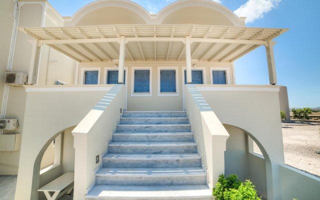 Отель Monolithia Греция, Остров Санторини - отзывы, цены и фото номеров - забронировать отель Monolithia онлайн вид на фасад