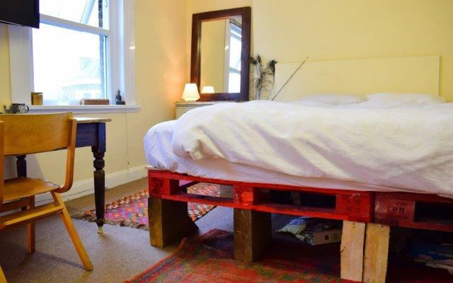 Отель 1 Bedroom Flat In Shoreditch комната для гостей